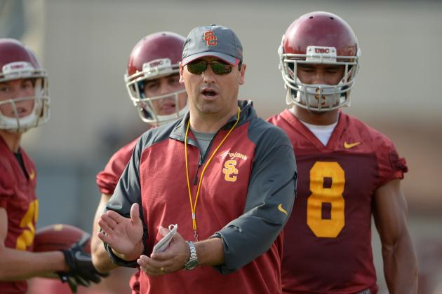 Steve Sarkisian, Staff to Make Evaluations over Spring Break
