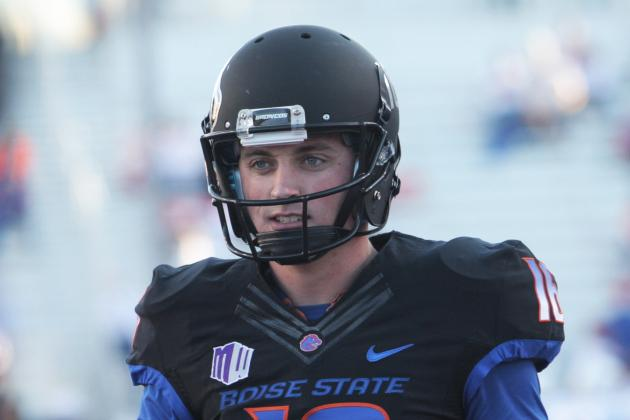 Joe Southwick on Boise State Football Career: 'I'm Proud of What I Did Here'