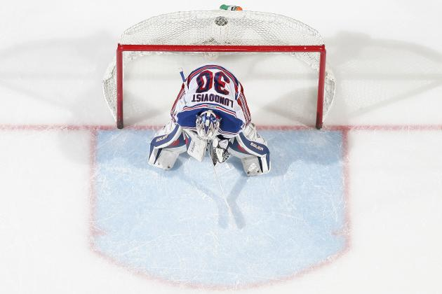 Henrik Lundqvist Sets Rangers Franchise Record for Wins