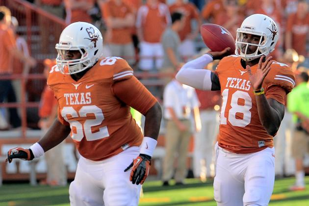 Does Charlie Strong Have a Teddy Bridgewater on the Roster at Texas?
