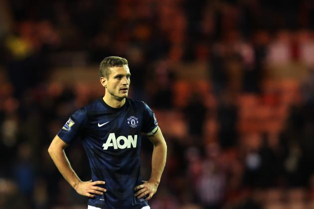 Nemanja Vidic Injury: Updates on Manchester United Star's Groin and Return