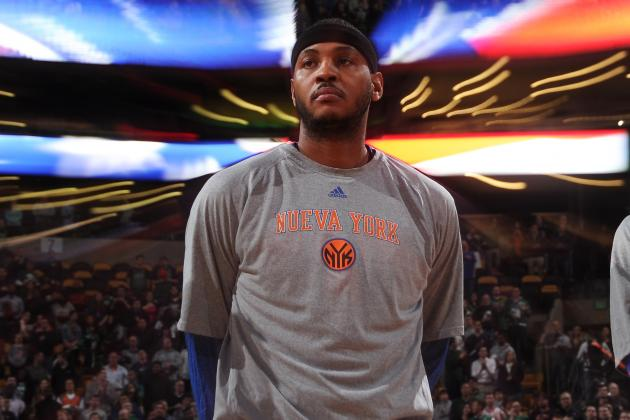 Why Would Carmelo Anthony Leave New York Knicks in Free Agency?