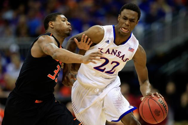 Andrew Wiggins Must Continue Dominance for KU to Make Deep NCAA Tournament Run