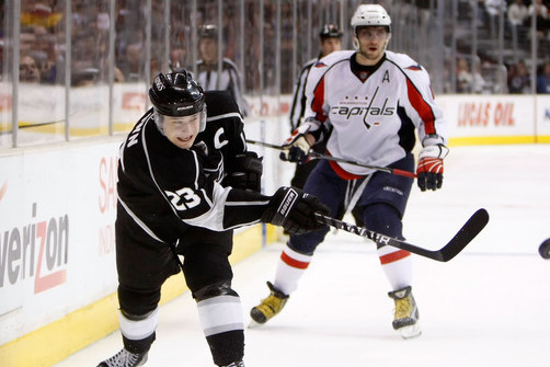 Kings try to end their skid, Capitals' win streak