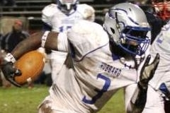 4-Star RB Larry Scott Ready for Ohio State Visit, Talks 'Bama and Michigan State