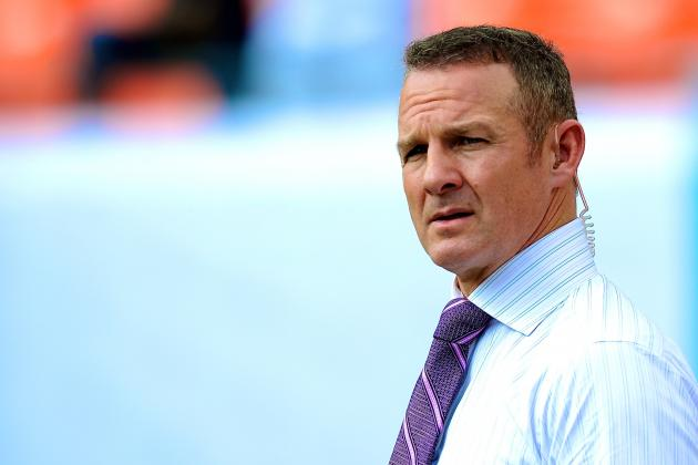 ESPN's Merril Hoge Drops the 'Bust' Label on NFL Draft Star Johnny Manziel