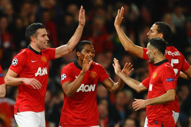 Manchester United vs. Olympiakos Score, Grades and Post-Match Reaction
