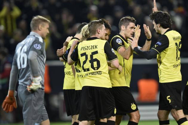 Borussia Dortmund vs. Zenit St Petersburg: Score, Grades and Post-Match Reaction
