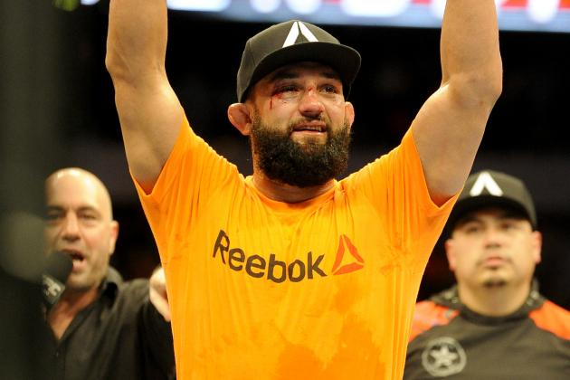 Johny Hendricks Says It Doesn't Matter Whether GSP Comes Back or Not