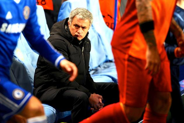 Chelsea Characterised by Efficiency and Mourinho's Fighting Talk