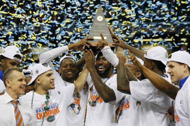 NCAA Tournament 2014 Bracket: Updated Predictions for Round of 64
