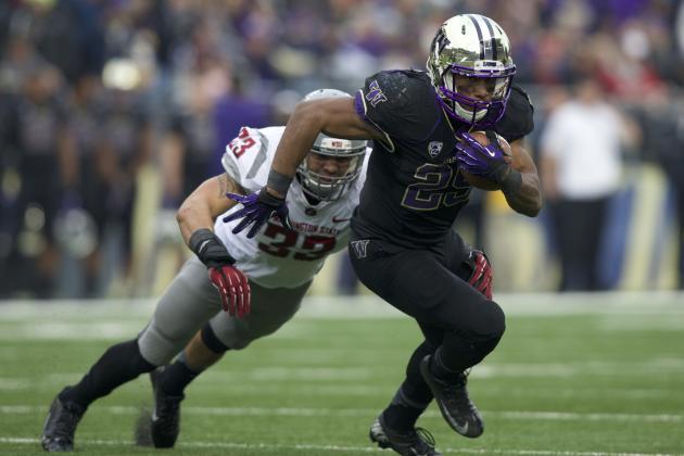 Bishop Sankey NFL Draft 2014: Highlights, Scouting Report for Titans RB