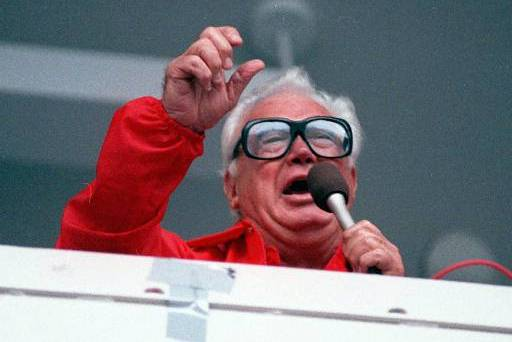 Legendary Broadcaster Harry Caray Gets Dubbed over 'Her'