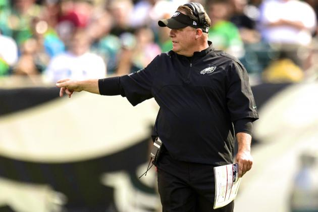 Chip Kelly Continues to Assemble Offense Full of Nightmare Matchups