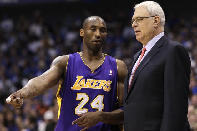 Kobe Bryant 'Wasn't Surprised' by Phil Jackson Joining New York Knicks