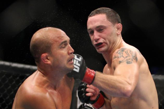 Frankie Edgar vs. BJ Penn 3 Headlines The Ultimate Fighter Finale in July