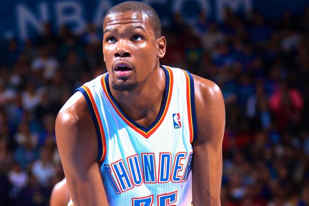 Kevin Durant's Scoring Binge Hiding What Makes Him Special NBA Superstar