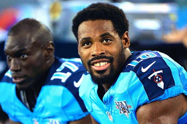 Kenny Britt Carries Baggage, but He's the Best Free Agent WR Still on the Market