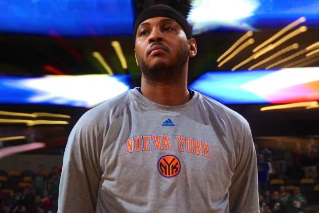 Would Knicks Fans Care If Carmelo Anthony Walked in 2014 Free Agency?