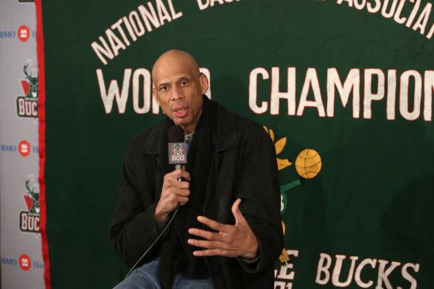 Kareem Abdul-Jabbar Confirms Interest in Eventual Ownership of Milwaukee Bucks