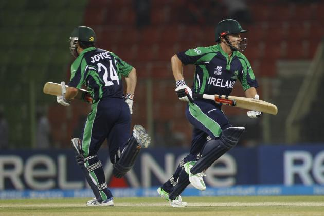 Ireland vs. Netherlands, World T20: Date, Time, Live Stream, TV Info and Preview