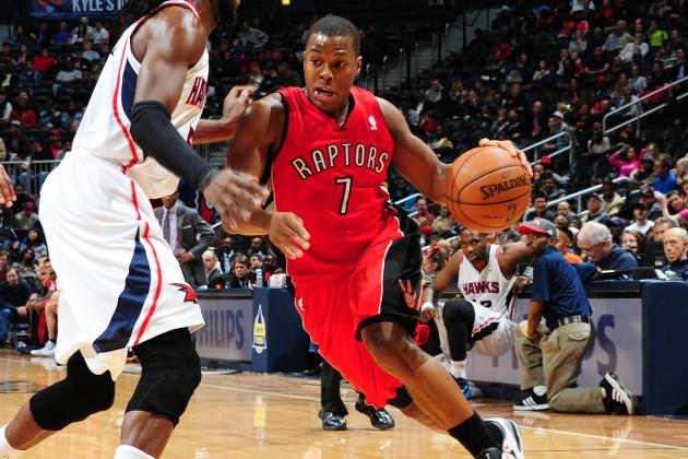 Kyle Lowry Says He Regrets Not Learning More from Kevin McHale in Houston