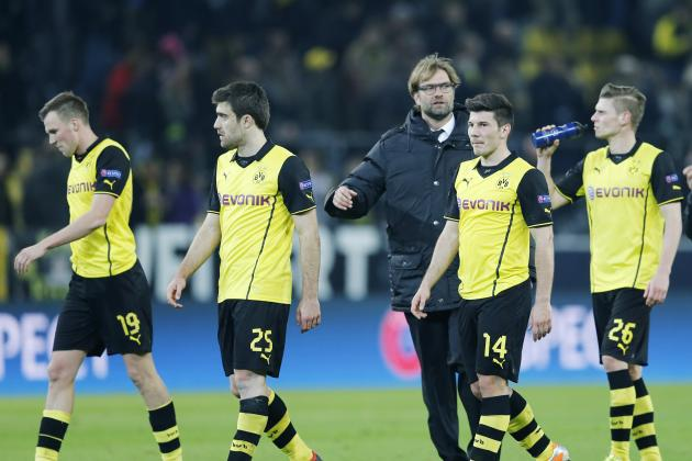 Borussia Dortmund Need to Improve to Sustain European Challenge
