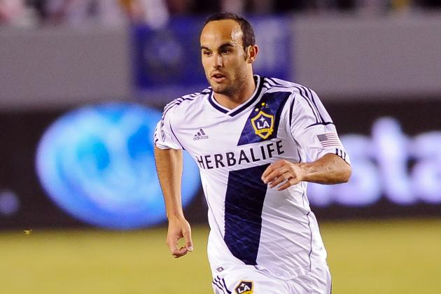 LA Galaxy's Landon Donovan Ponders Next Step for MLS Teams