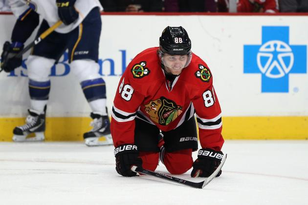 Patrick Kane Injury: Updates on Blackhawks Star's Leg and Return