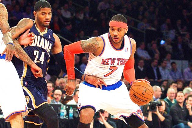Indiana Pacers vs. New York Knicks: Live Score and Analysis