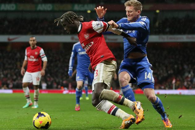 Chelsea vs. Arsenal: Betting Odds, Preview, Prediction