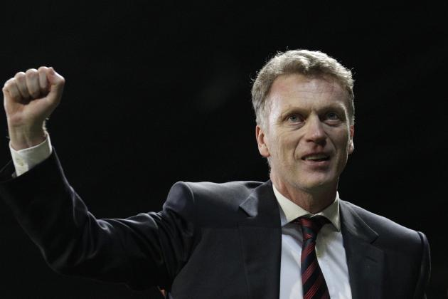 Judging United's Win vs. Olympiacos and How It Affects David Moyes' Job Security