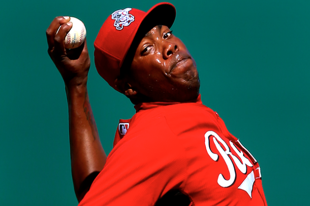 Aroldis Chapman Injury: Updates on Reds Pitcher's Status and Recovery