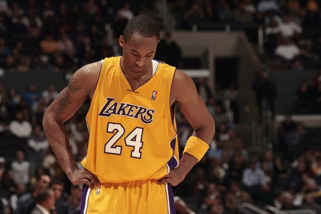 Is Kobe Bryant's Title Window Officially Closed?