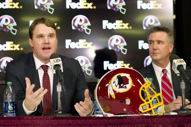 Why Washington Redskins Must Trade into 1st Round of NFL Draft