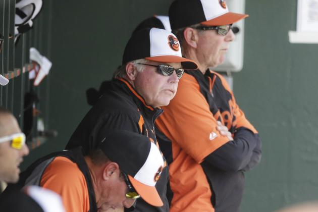 Baltimore O's Spring Training Report: Update of Surprises, Busts and Injuries