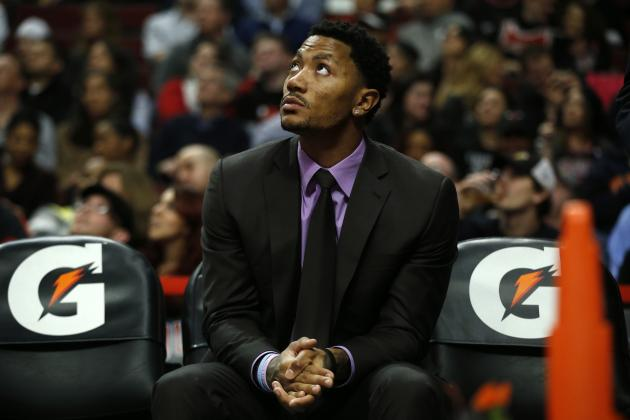 Tom Thibodeau Hopes Derrick Rose Can Play for Team USA This Summer
