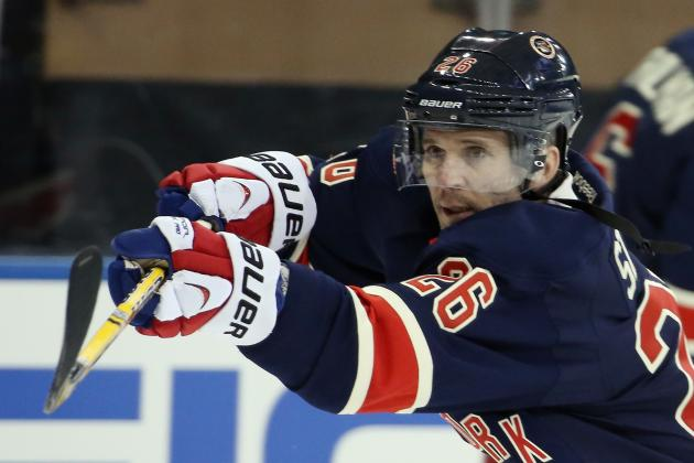 Martin St. Louis Is an Easy Scapegoat for New York Rangers' Offensive Woes