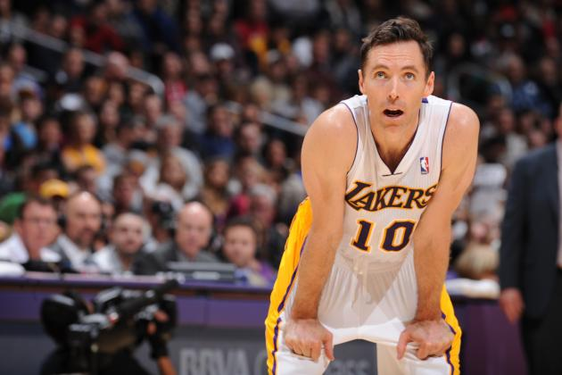Steve Nash Could Play Again This Year Despite Contrary Earlier Announcement