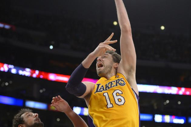 How Will Pau Gasol's Comeback Season Affect His NBA Future?