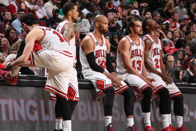 Blueprint for Beating Chicago Bulls in the 2014 NBA Playoffs