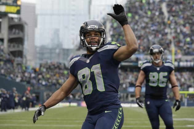 Analyzing How Golden Tate's Loss Will Affect the Seattle Seahawks