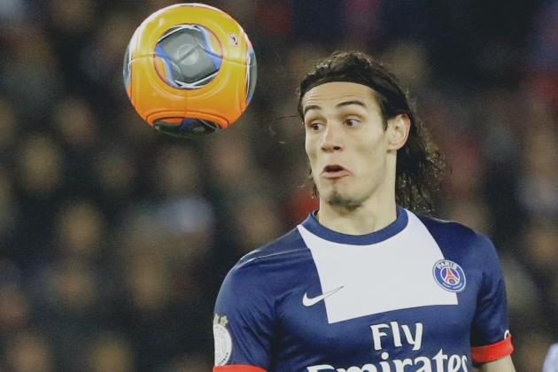 Manchester United Transfer News: Edinson Cavani Delivers Huge Snub to Red Devils