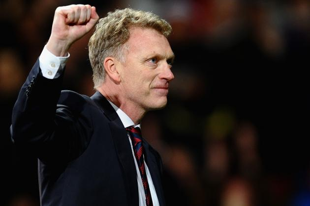 Manchester United vs. Olympiakos: Media Reaction to Big Night for David Moyes