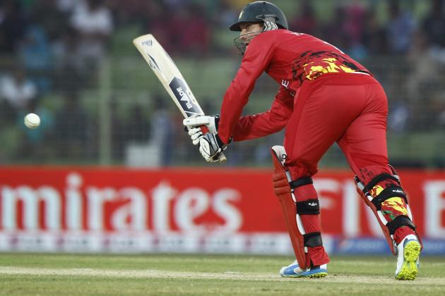 Zimbabwe vs. UAE, World T20: Date, Time, Live Stream, TV Info and Preview