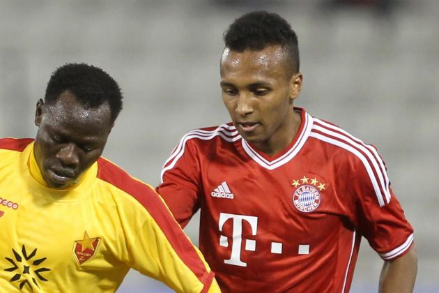 Where Does Julian Green Fit in USMNT World Cup Plans?