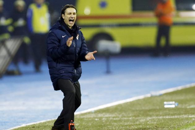 Tighe's 2014 World Cup Tactics Board: Analysing Niko Kovac's Croatia