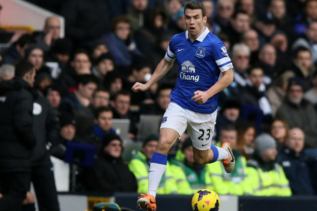 Manchester United Transfer News: Seamus Coleman Reports Ignored by Everton