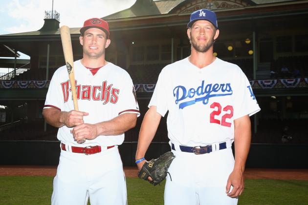 MLB Sydney 2014: Predictions for Dodgers vs. Diamondbacks in Australia