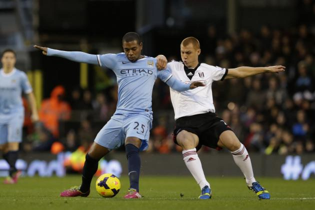 Manchester City vs. Fulham: Date, Time, Live Stream, TV Info and Preview